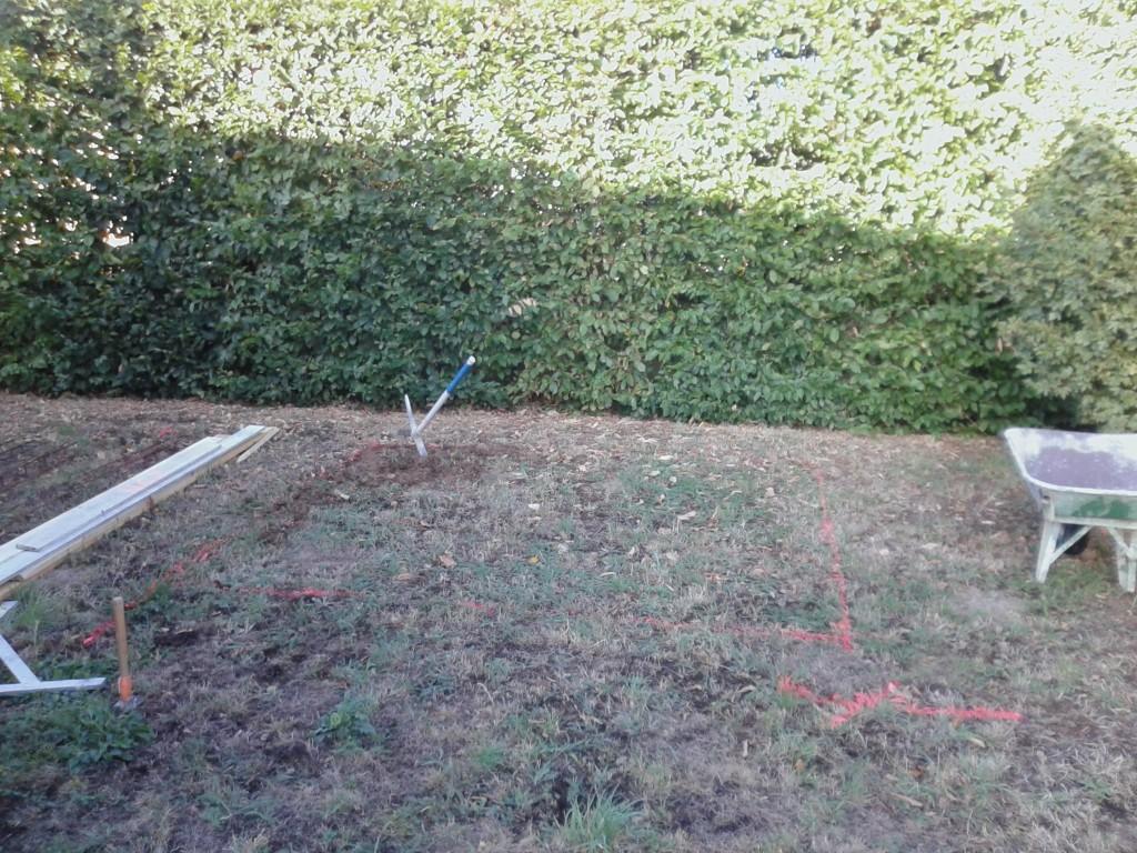Abri jardin niollet coordination travaux nct for Abris de jardin sans dalle beton