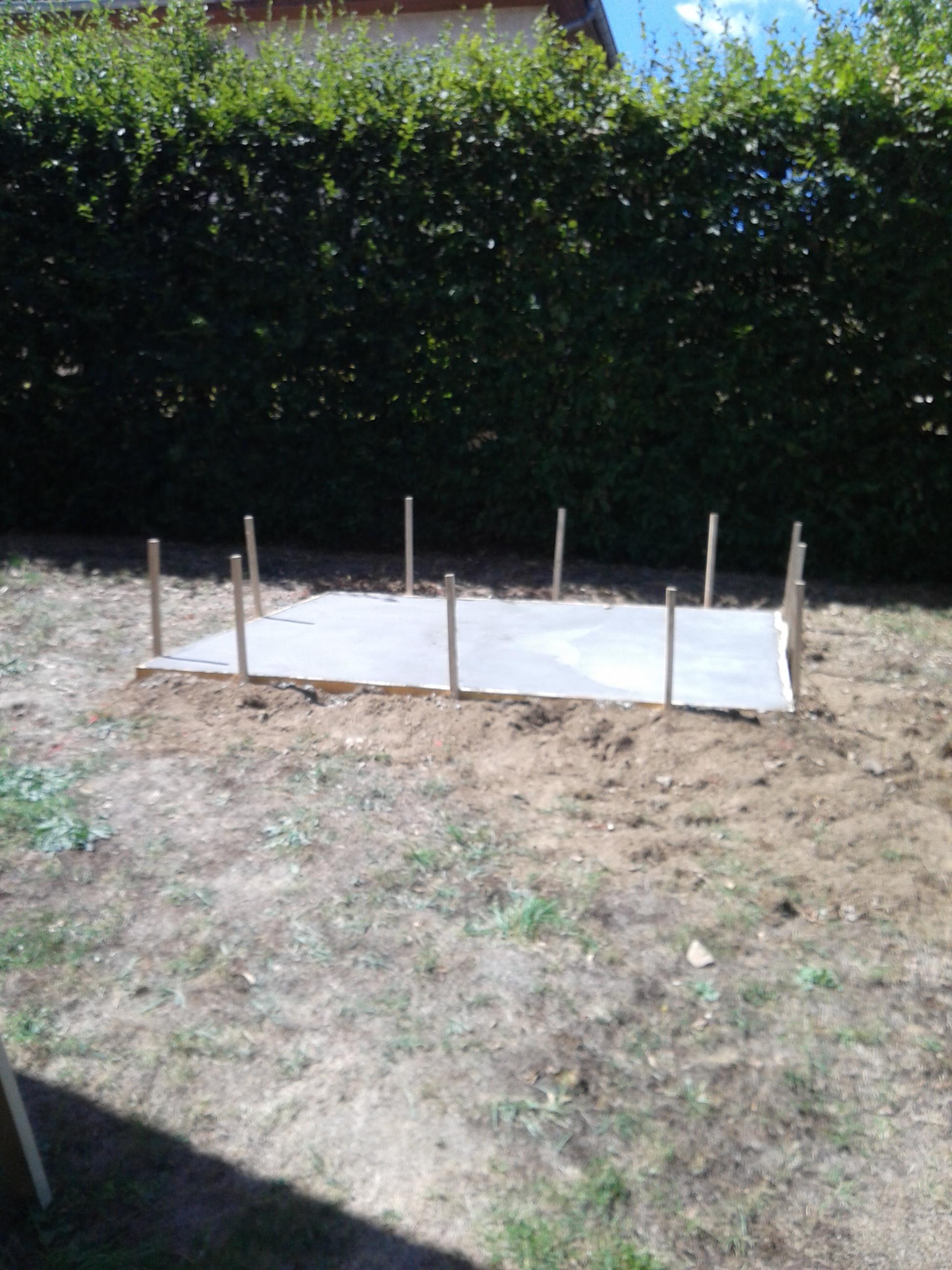Abri de jardin declaration de travaux travaux for Abri de jardin permis de construire