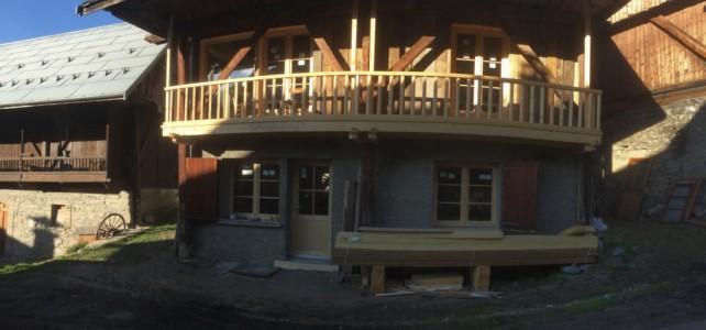 Rénovation Maison en SAVOIE (1700m)