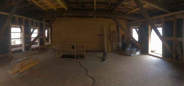 RENOVATION CHALET ALBIEZ-MONTROND 1600m